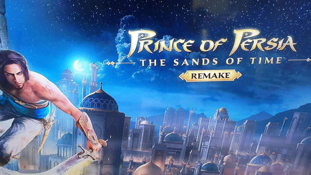 เกม Prince Of Persia: The Sands Of Time Remake